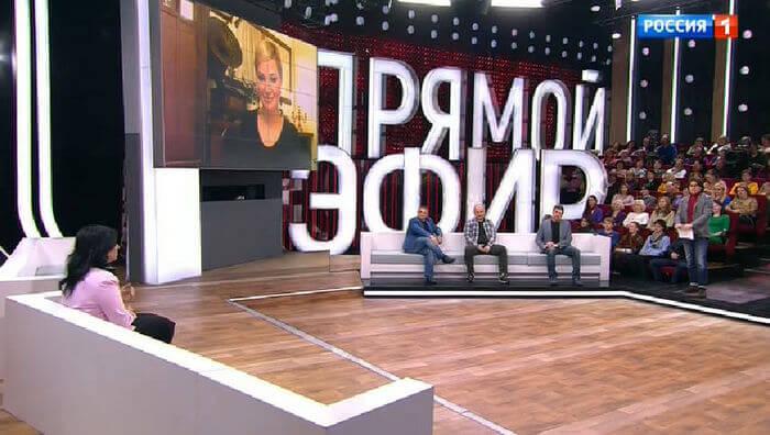 Прямой эфир 22 03 2018